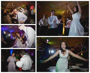 Boogie Machine rocks Denver Wedding
