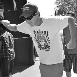 Boogie Machine at Denver Chalk Festival 17