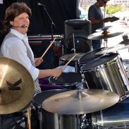 Boogie Machine at Denver Chalk Festival 2