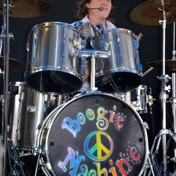 Boogie Machine at Denver Chalk Festival 25