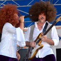 Boogie Machine at Denver Chalk Festival 9