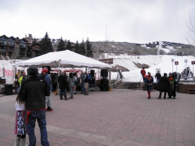 Ronnie Raygun at Snowmass Outdoor Concert