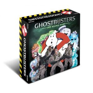 Boîte du jeu de plateau Ghostbusters : The Boardgames