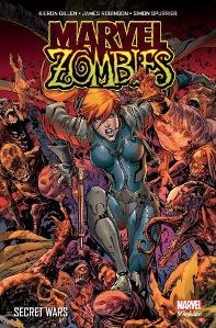 Couverture de Secret Wars - Marvel Zombies