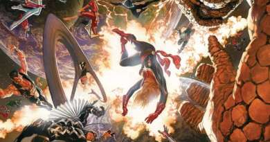 Secret Wars Marvel Zombies