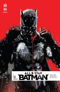 Couverture de All-Star Batman tome 1