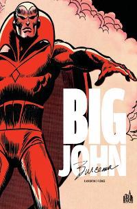 Couverture du livre Big John Buscema
