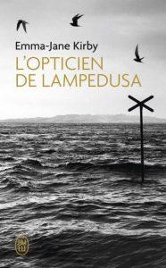 couverture du livre L'Opticien de Lampedusa
