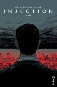 Couverture de Injection tome 2