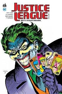 Couverture de Justice League international Tome 2