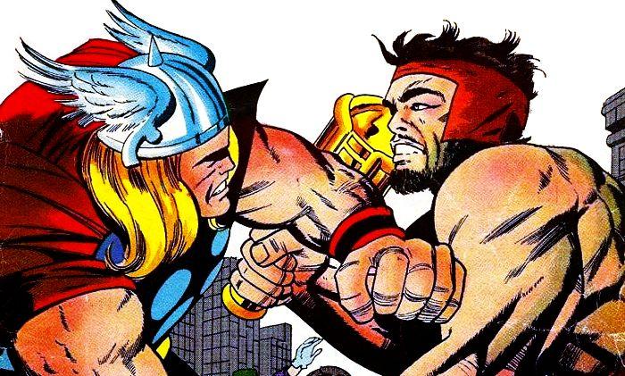 5 meilleures aventures de Thor