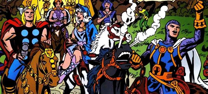 5 meilleures sagas de Thor