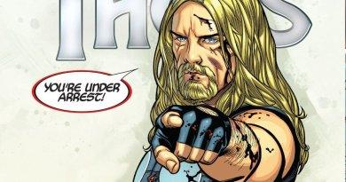 Secret Wars Thors