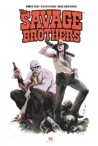 Couverture de The Savage Brothers