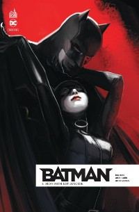couverture du comics Batman Rebirth tome 2