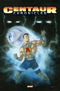 Couverture du comics Centaur Chronicles tome 1
