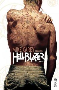 Couverture de Mike Carey présente Hellblazer, tome 1