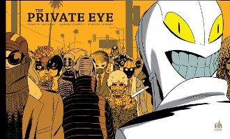 Couverture de The Private Eye