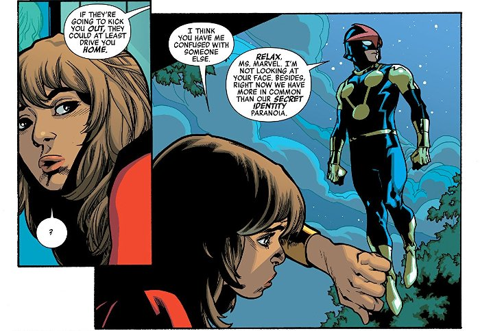 Extrait du comics All-New Avengers tome 1
