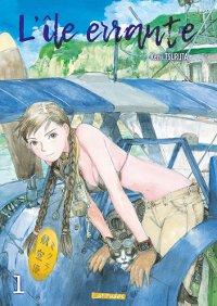 Couverture du manga «L'Île errante »