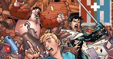 comics « A&A : Les Aventures de Archer et Armstrong »