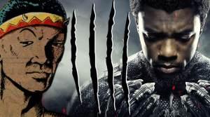 20 ans avant Black Panther, Lion Man premier super-héros noir