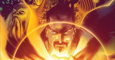 comics Doctor Strange et les Sorciers suprêmes, tome 1