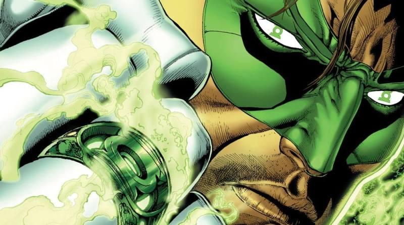 Green Lantern Rebirth tome 1