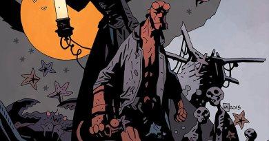 comics Hellboy tome 16 Le cirque de minuit