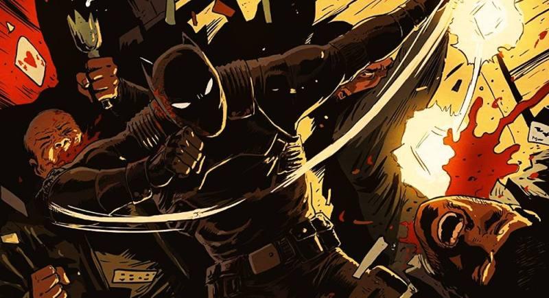 meilleurs costumes Black Panther Panthère Noire Man without fear Homme sans peur