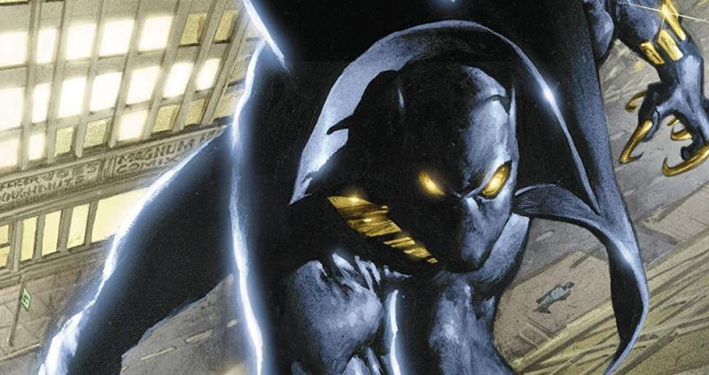 meilleurs costumes Black Panther Panthère Noire Marvel Knights