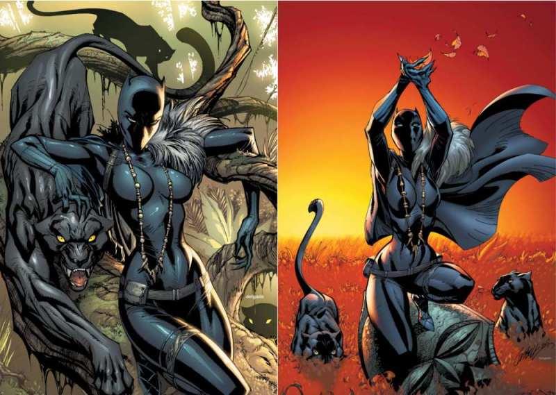 meilleurs costumes Black Panther Panthère Noire Shuri
