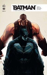 Couverture du comics Batman Rebirth tome 3
