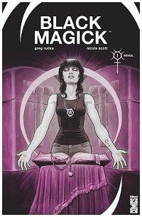 Couverture du comics Black Magick tome 1