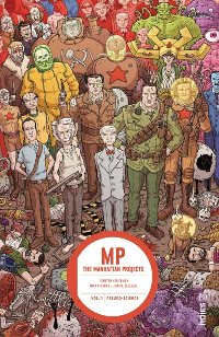 The Manhattan Projects, tome 1
