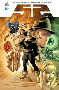 couverture du comics 52 tome 2