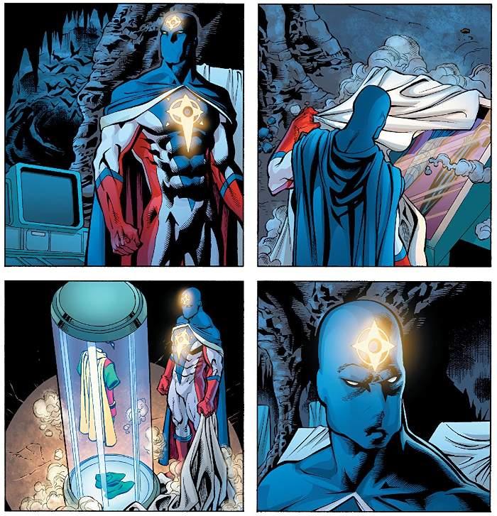 extrait du comics 52 tome 2