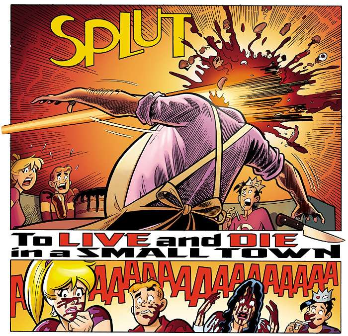Extrait du comics Archie vs Predator