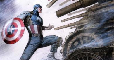 Captain America la légende vivante