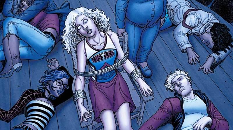 comics Generation Zero