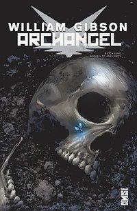Couverture du comics Archangel de William Gibson