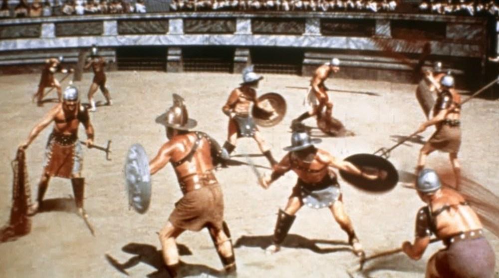 Gladiator rencontres