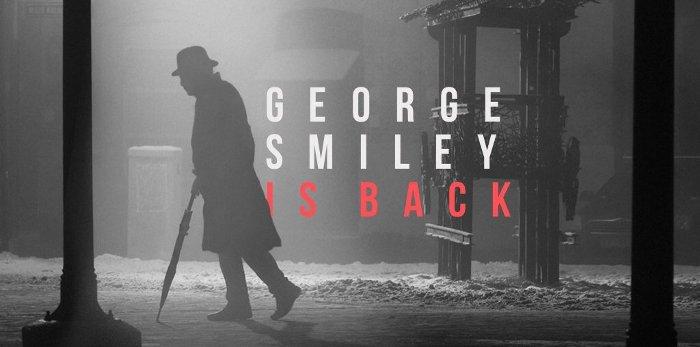 L'Héritage des espions de John le Carré George Smiley is back