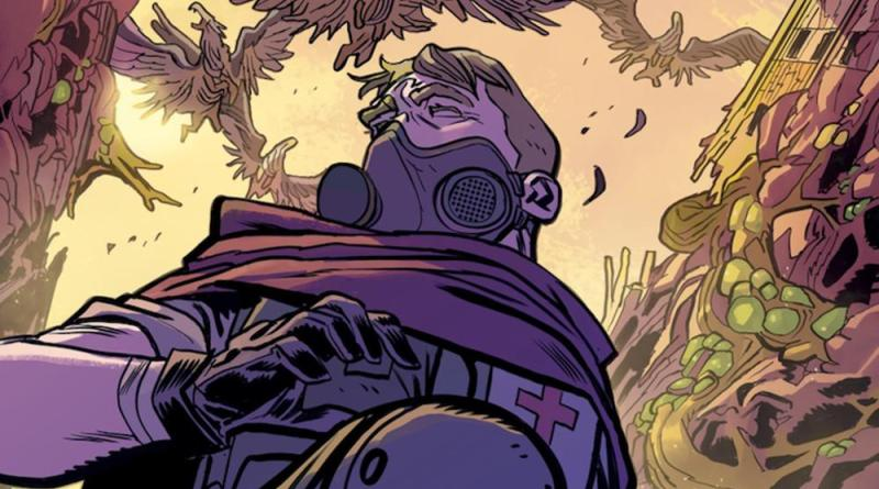 comics Oblivion Song Robert Kirkman
