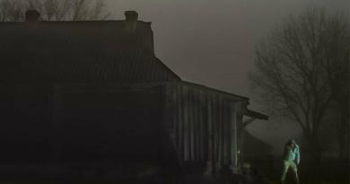 «Dans la maison » jouer à se faire peur avec Philip Le Roy