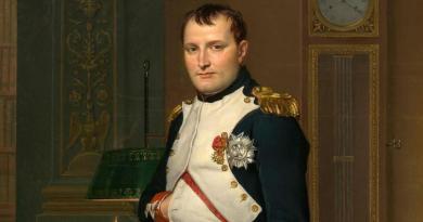 Le deux cent-cinquantième anniversaire de la naissance de Napoléon