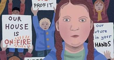 Notre maison brûle, l'appel de Greta Thunberg pour sauver la planète