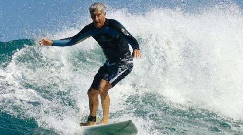 Petit éloge du surf, l'histoire d'une passion par Joël de Rosnay