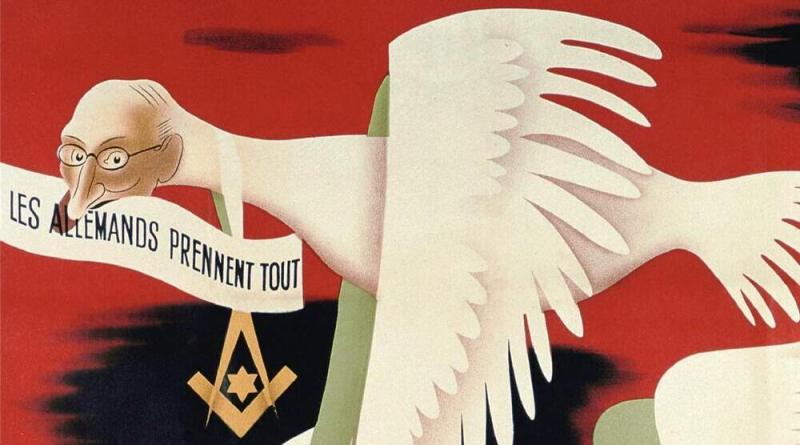 La France à l'envers, la guerre de Vichy (1940-1945)