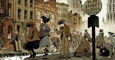 Bootblack, le dytique de Mickaël dans le New-York des années 30